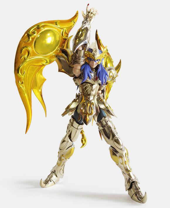 [Comentários] Saint Cloth Myth EX - Soul of Gold Milo de Escorpião - Página 3 Fb427810