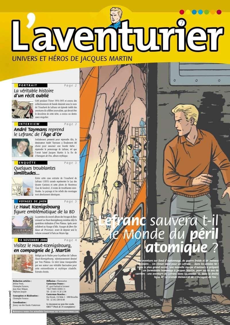 L'aventurier revient! - Page 2 0710