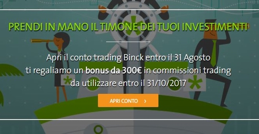 BINCK regala 300 € in commissioni trading [scaduta il 30/06/2017] Cattur12