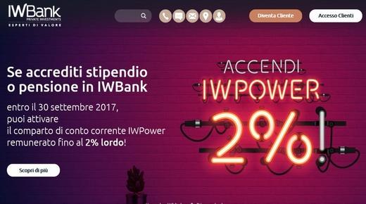 "Promozione IWBANK ""Accendi IWPower 2%!"" [scaduta il 30/09/2017] Cattur13"