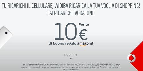 WIDIBA regala BUONO AMAZON € 10 se fai una RICARICA VODAFONE [scaduta il 10/08/2017] Immagi14
