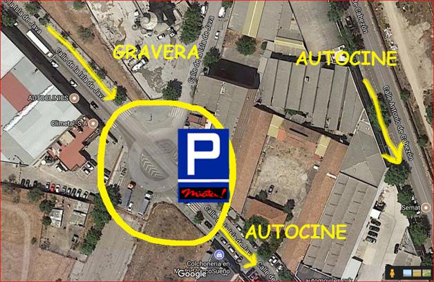 MAZDA NOS INVITA AL AUTOCINE DE MADRID - Página 2 Plaza_11