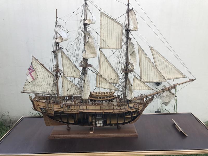 HMAV Bounty 1783 (Artesania Latina 1/48°) de docgillou Img_2113