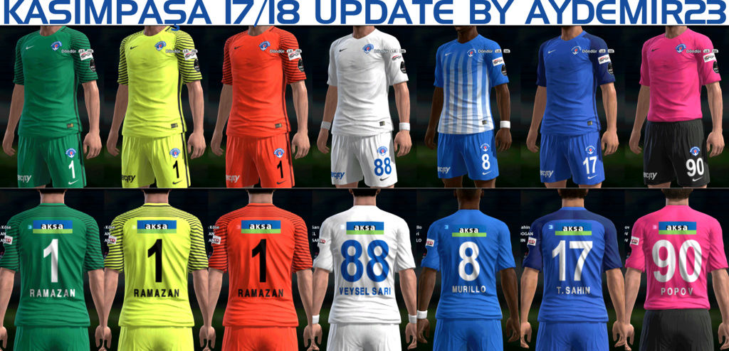 """SLOVAKIA 2017/18"" >>>kits by Aydemir<<< - Page 2 Update10"