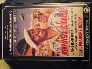 Vend VHS originales de collection René Chateau et autre. Image13