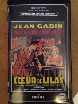 Vend VHS originales de collection René Chateau et autre. Image20
