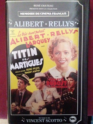 Vend VHS originales de collection René Chateau et autre. Image22