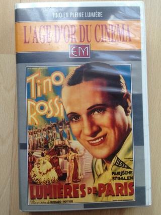 Vend VHS originales de collection René Chateau et autre. Image23