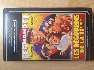 Vend VHS originales de collection René Chateau et autre. Image26