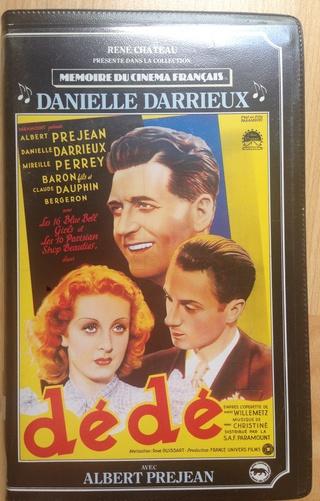 Vend VHS originales de collection René Chateau et autre. Image27