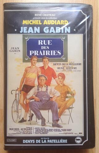 Vend VHS originales de collection René Chateau et autre. Image28