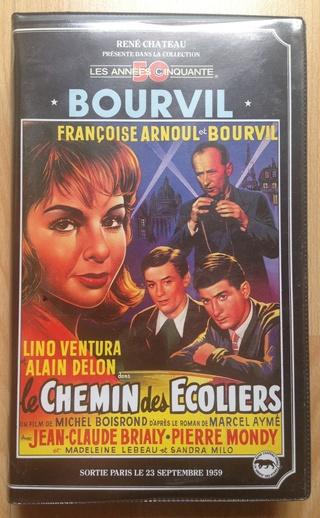 Vend VHS originales de collection René Chateau et autre. Image32