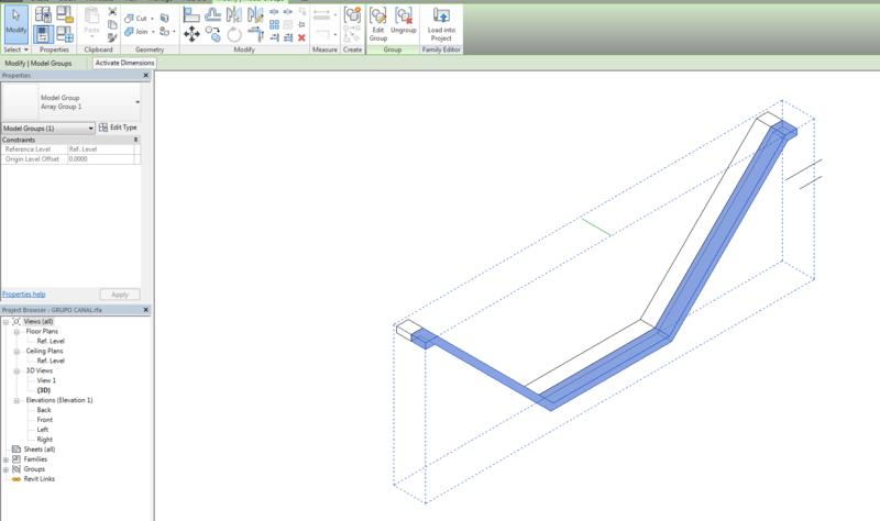 Modelar canal trapezoidal sobre topografía Grupo_10