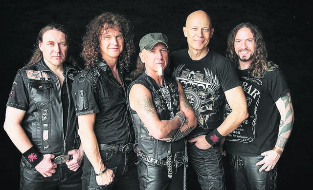 El heavy metal se toma el Teatro Cariola con show de Accept y Barón Rojo Imagen10