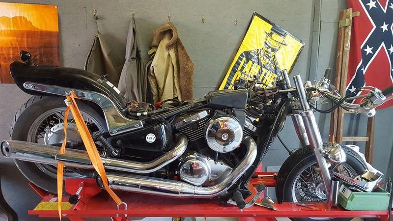 800 VN - bobber/chopper cheap way 18199311