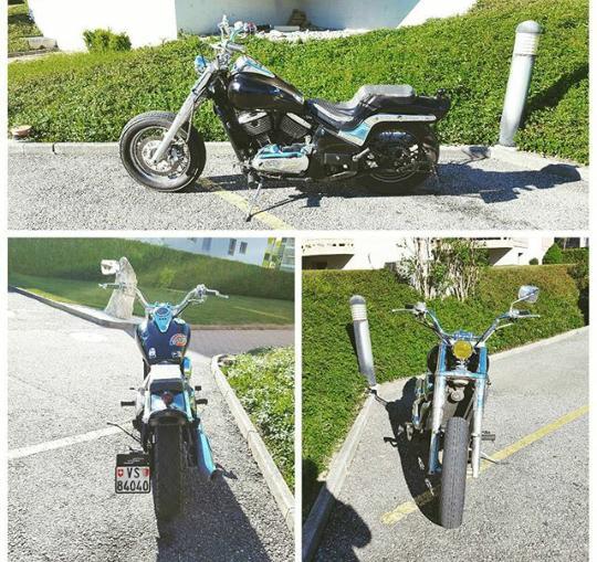 800 VN - bobber/chopper cheap way Whatsa20