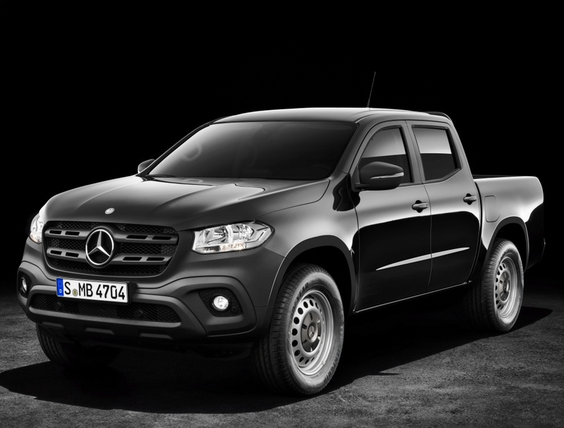 2017 - [Mercedes] Classe X Pickup - Page 5 Merced10