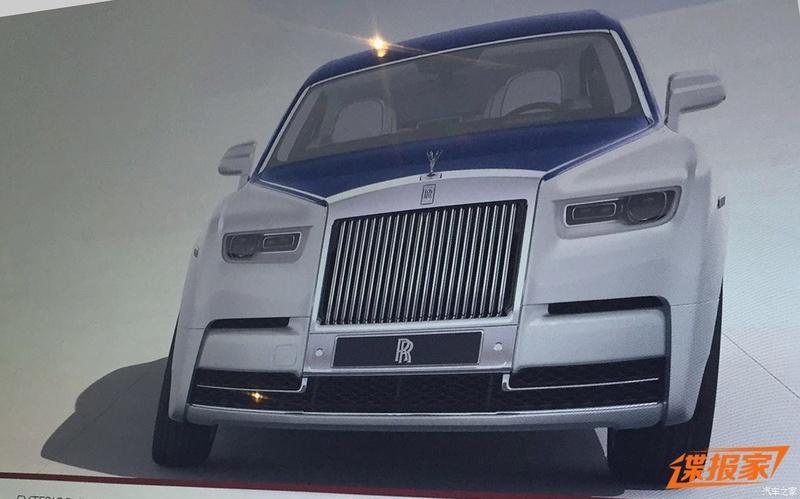 2017 - [Rolls Royce] Phantom - Page 3 Rr110