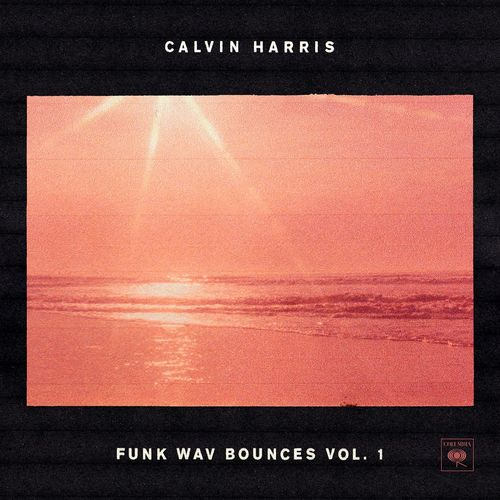Calvin Harris - Funk Wav Bounces Vol. 1 500x5017