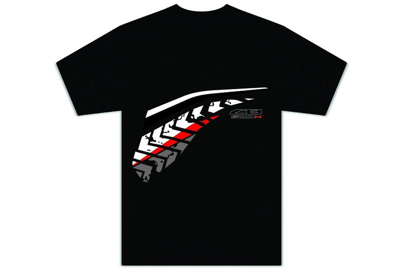 Camiseta estilo CB500X varias opções Camist12