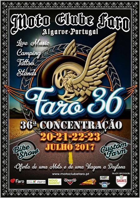 Concentração MC Faro 2017 36Anos 20-21-22-23 de Julho 2017 Concen10