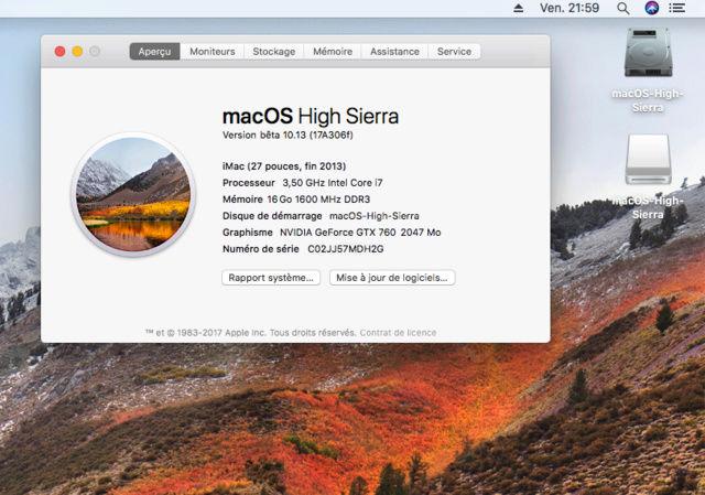 macOS High Sierra Disk Créateur Sans_t11