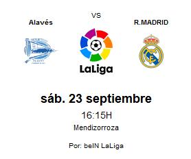 Jornada 6: Alavés - Real Madrid Screen10