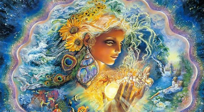 Ритуал Благословения Пути Energy10