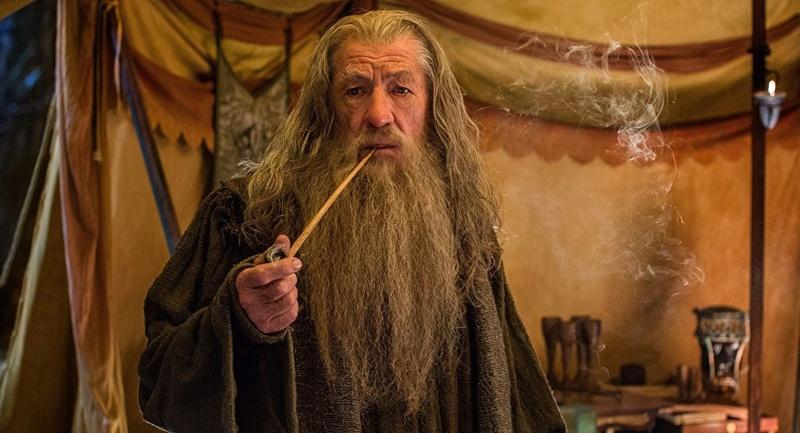Gandalf fume dans un aéroport russe, réaction choc des habitants 10262710