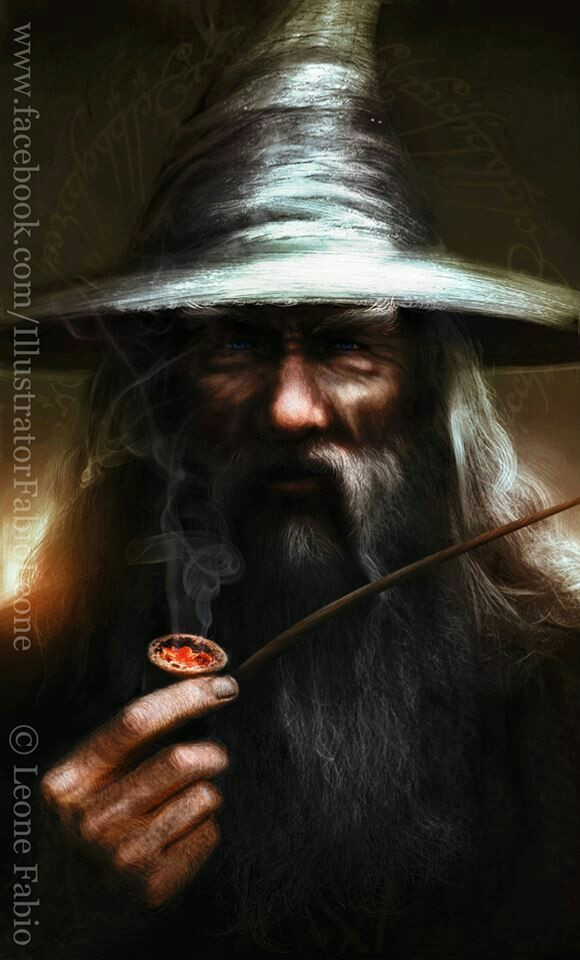Gandalf et ses pipes 1a2fcd10