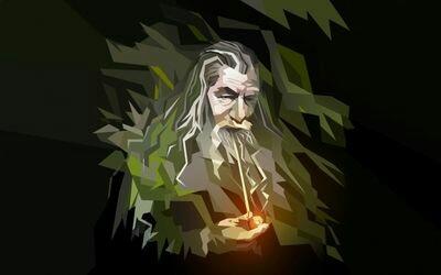 Gandalf et ses pipes 38360810