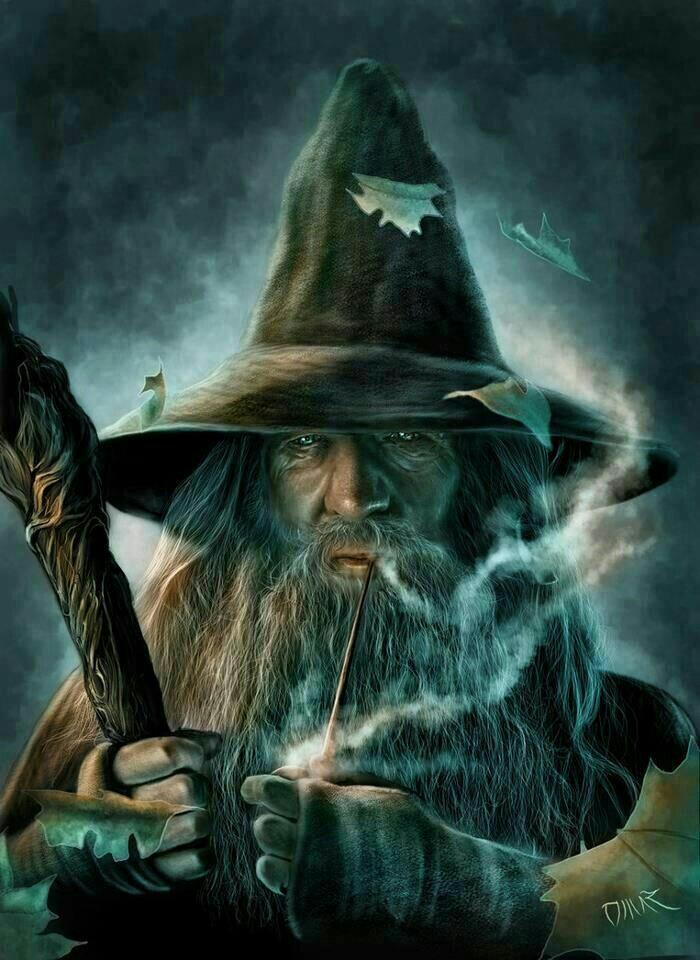 Gandalf et ses pipes 40ba2810