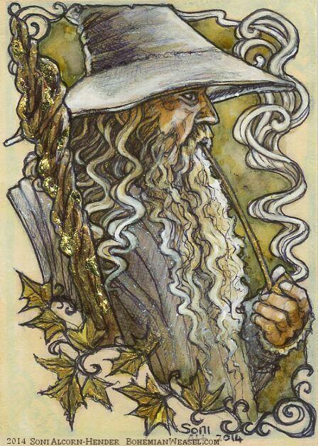Gandalf et ses pipes 6223d810