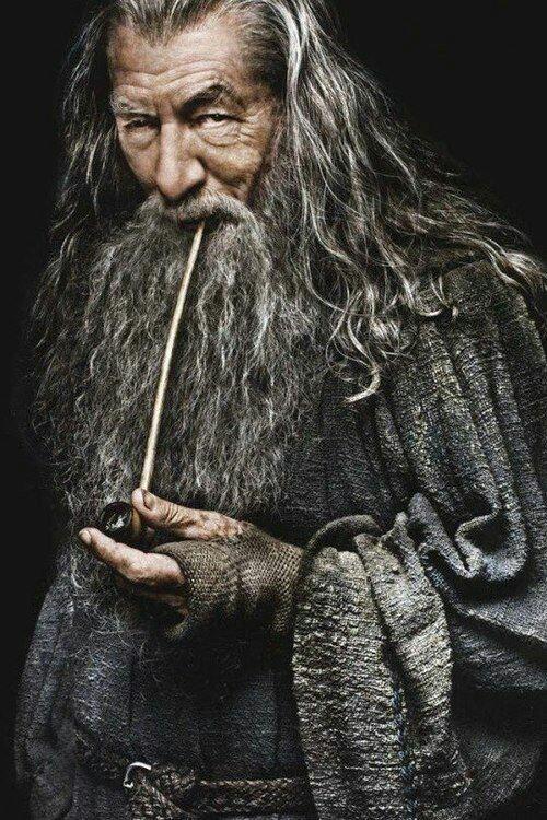 Gandalf et ses pipes 920d5810