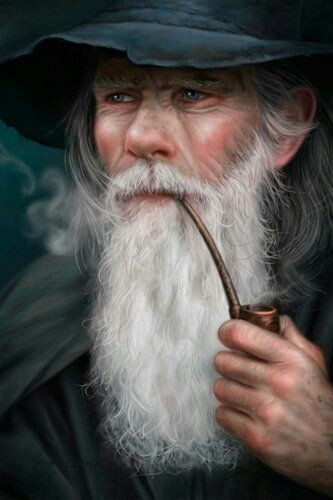 Gandalf et ses pipes A4cbb110