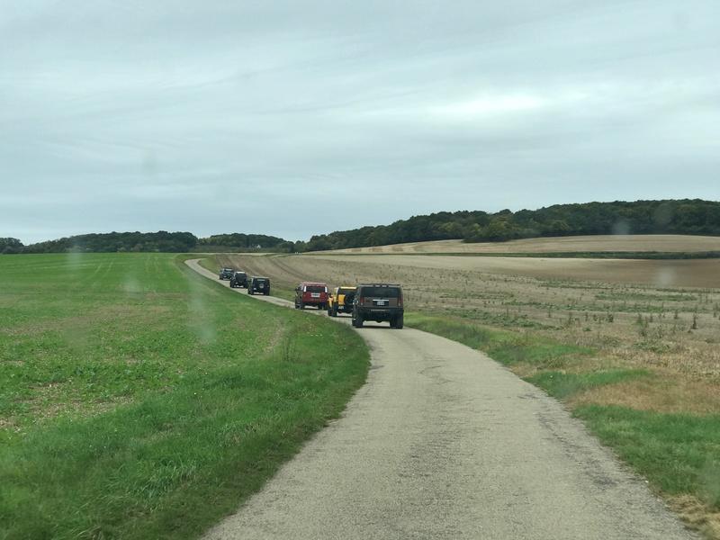 Photos & vidéos Ronde d'automne en Bourgogne avec le Club Hummerbox (89110) Yonne Octobre 2017 Img_6311