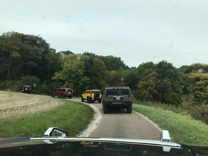 Photos & vidéos Ronde d'automne en Bourgogne avec le Club Hummerbox (89110) Yonne Octobre 2017 Img_6313