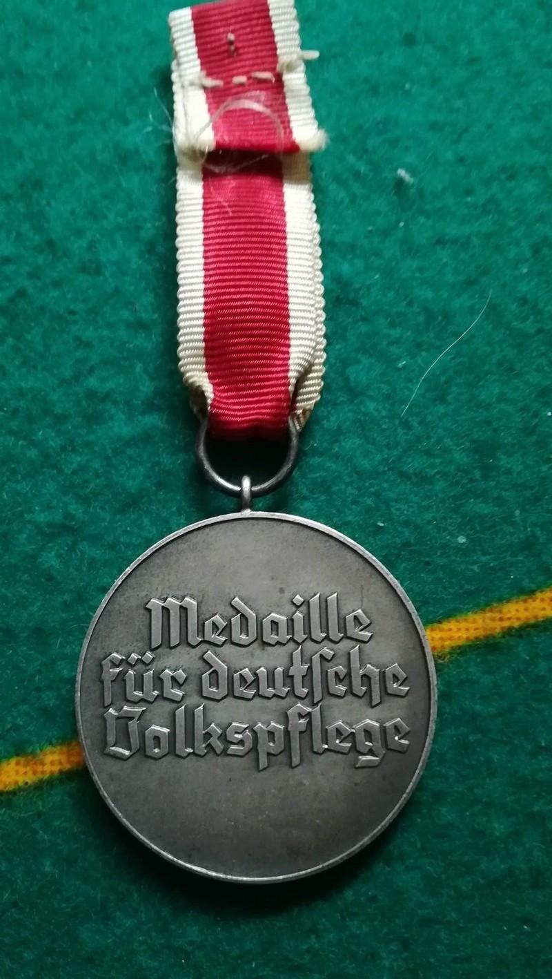 Medaille Fur deutfche Volkspflege 21557311