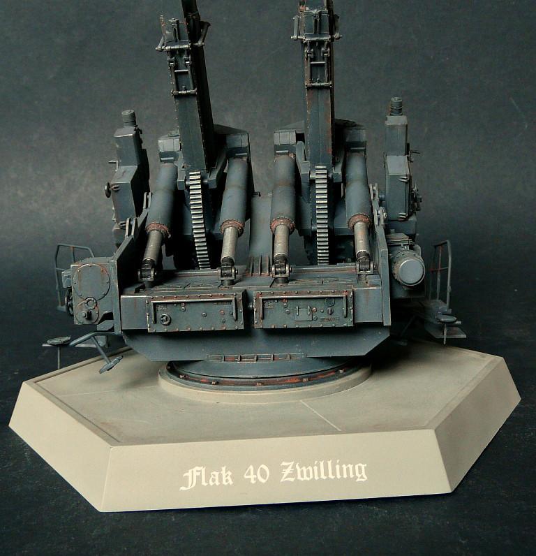 Takom 1\35 12,8 cm Flak-Zwilling 40 P1080018