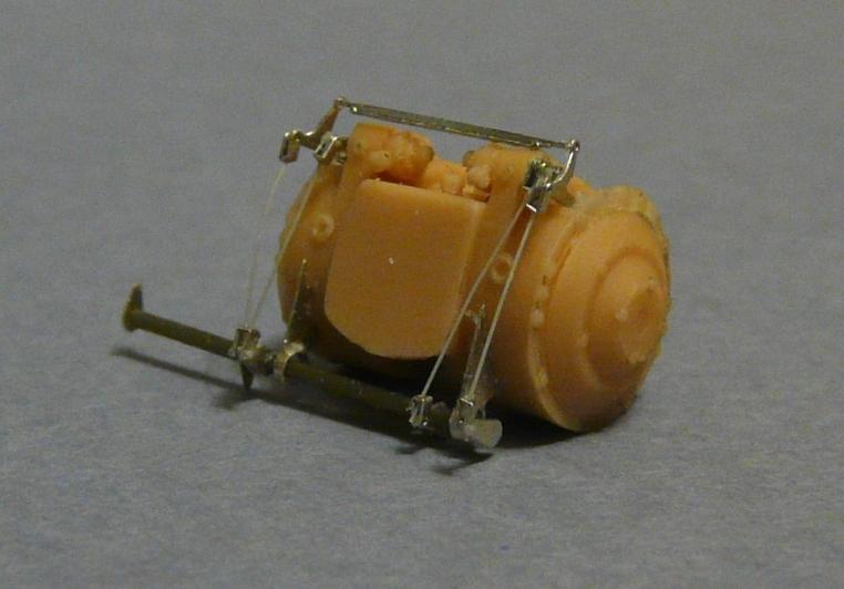 Pz.Kpfw. I Ausf. A 1\35 Tristar, Африканский корпус. P1080023
