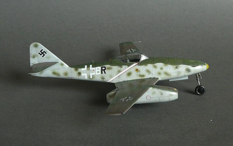 Me 262A-1a,1\72,Academy P1080132