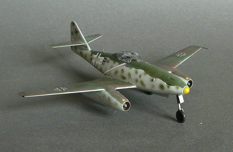 Me 262A-1a,1\72,Academy P1080134