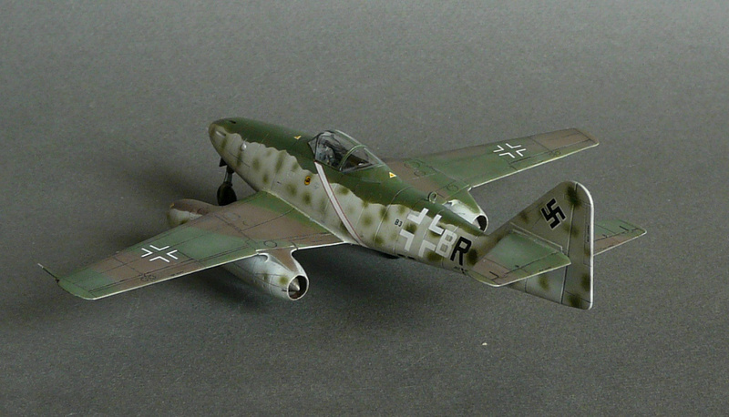 Me 262A-1a,1\72,Academy P1080136