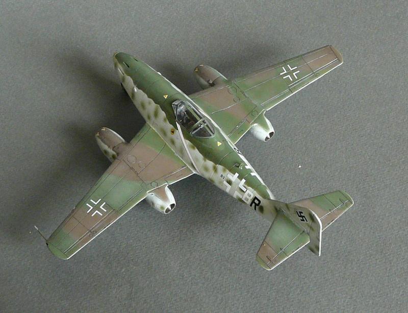 Me 262A-1a,1\72,Academy P1080137
