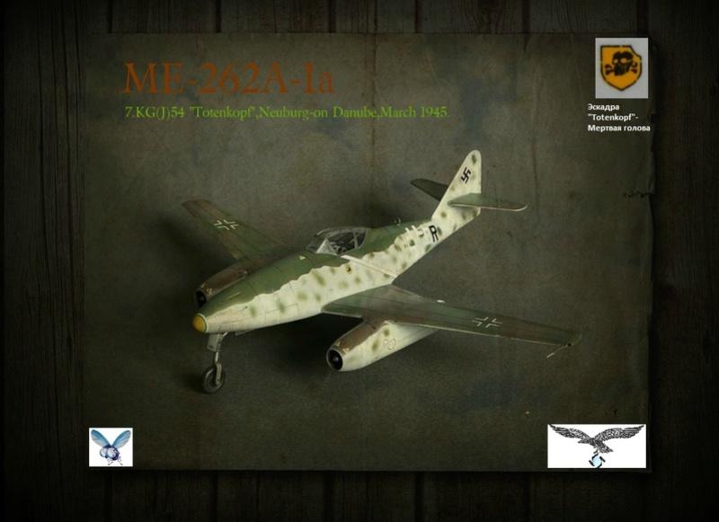 Me 262A-1a,1\72,Academy Photol13