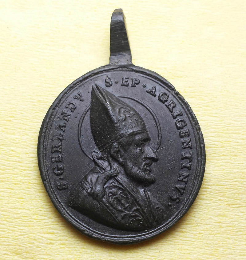 S. Gerlando de Agrigento / San Blas de Sebaste (R.M. SXVIII-O364) 1110