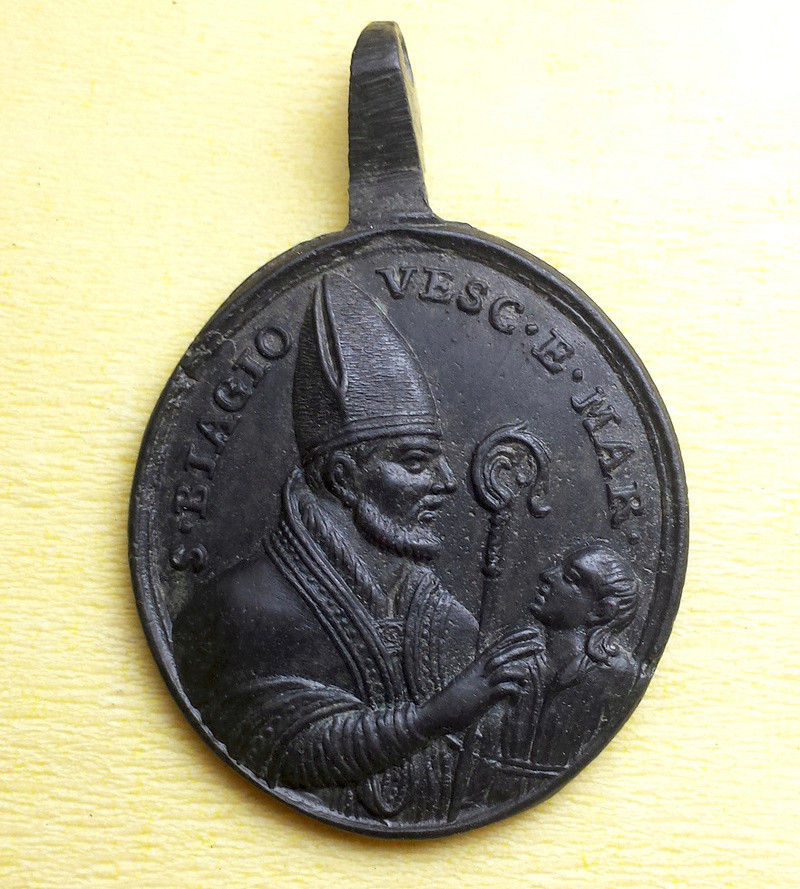 S. Gerlando de Agrigento / San Blas de Sebaste (R.M. SXVIII-O364) 11110