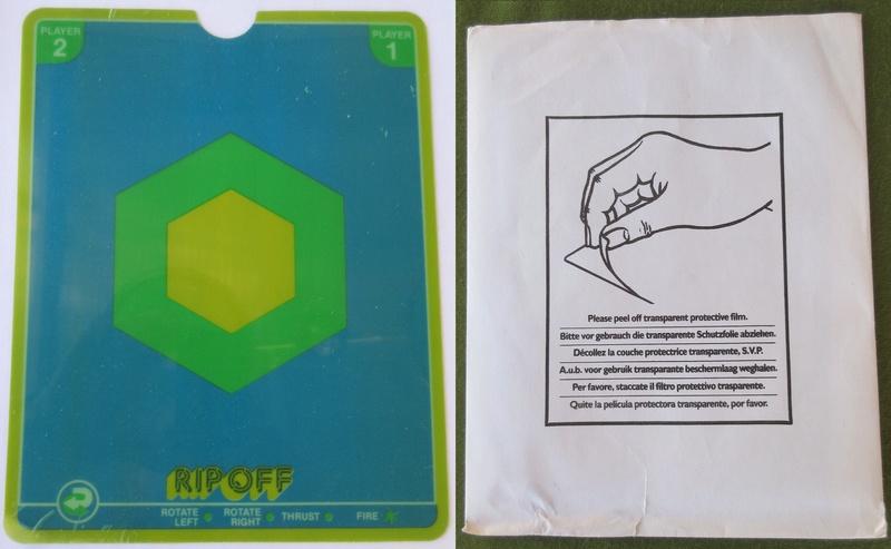 La console VECTREX - MB (Milton Bradley) Img_7211