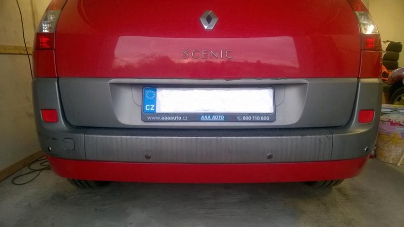 Parkovací senzory - Stránka 3 Wp_20111