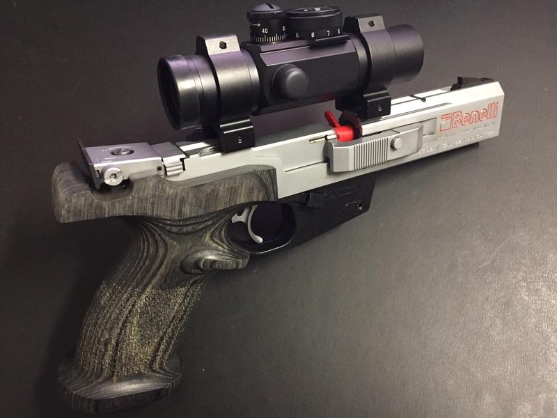Benelli MP-95 E SOLD! Img_0213